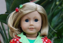 doll clothes / by Kimberly Martin