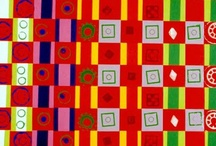 Weaving and Textile Art for Students / Ideas for textile projects for primary students / by Sherry Varga