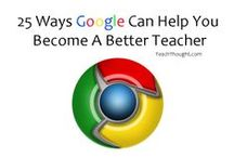 Google in Education / by KATE @ Murray State University