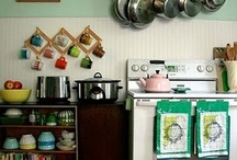 kitchen kitsch and more / by Karen Campbell