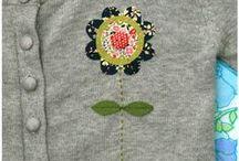 beautiful stitching ideas / by Karen Campbell