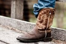 Cowboy Boots / by Gail Ledbetter