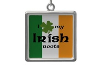 kiss me, i'm irish! / my roots ~ traced back to the first irishman who came over on the ship Charles in 1674, spread into NC in the early 1700s and took over the Grove in 1908... love that!! ~ i'm so very proud of my family heritage... / by tji