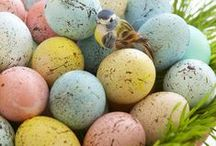 EASTER deco / Easter   / by Eve Malley