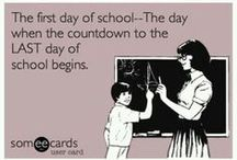 1st Day of School / Back to School....September / by Carla M.