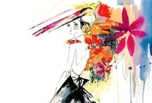 Fashion Illustration / by Baydon Harris
