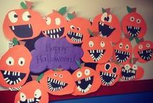 Halloween....Pumpkins & Jack-o-Lanterns / by Carla M.