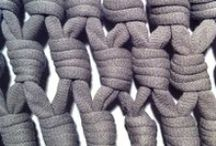 crochet-ganxet XXL i altres punts / by Eva Torne