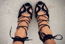 In my shoes.. / Shoesholic! / by Valeria Scherbatsky