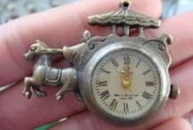 Clocks / by Yevon Salfer