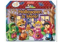 Halloween fun and goodies / by Patty Davis-Brush