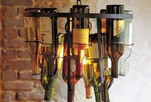 Uncorked / Anything to do with the aftermath of wine... Corks and bottles and even the glasses repurposed. / by Angie T