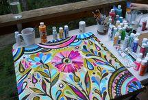 Crafty Ideas / by Jenna Peterson