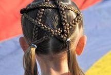 Braid Love / My new braiding obsession... / by Jennifer Harnick