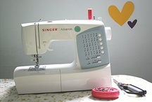 Learn to Sew!  / I need to learn to sew so I can make these awesome DIY clothes and things.  / by Hip Earth Designs