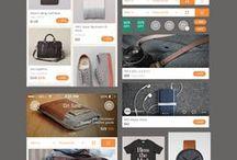 User Interface Design / by Frisch Inspiriert