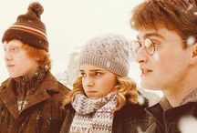 My Love For Harry Potter<3! / by Samantha Hoefgen