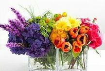 Flora / Stunningly inspiration #flowers and #floral arrangement / by Ngoni Chikwenengere