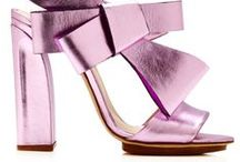 Shoesday / Shoes, Shoes and more shoes. Heels, Trainers, Sandals, Floral Shoes, Metallic Shoes,  / by Ngoni Chikwenengere