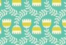 Designs, Patterns, Prints / by Rachel Kokko