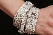 Bling and Bangles / by BettyAnnBesa Quirino