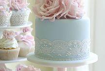 Cakes / Birthday, Wedding,Shower, Anniversary, cakes, cupcakes, etc. / by Anne-Marie Navarrette