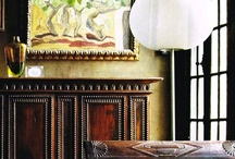 Interior Designs & Decor / To me, beauty is not just a visual, but a feeling. / by Peggy Dunaway