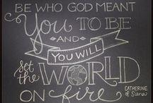 words of wisdom / by Jillian Heide