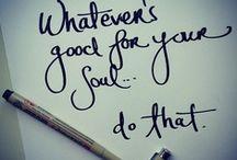 Words of Wisdom / by Kathryn Modugno