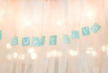 Once Upon A Time... / Wedding ideas and items i love! / by Joy Smith