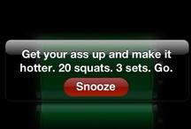 I Work Out / by Cassandra Hernandez