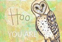 Owls / by Erica G. Khami