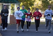 Stay Active / by Hannibal-LaGrange University