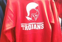 Show Your Trojan Pride / by Hannibal-LaGrange University
