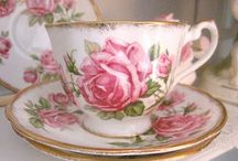 Tea Party & High Tea / Tea parties, high tea, tea cups, tea party food, pastels, shabby chic, girliness, awesome, tea time, mad hatter  / by Texas Meditates