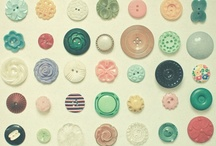 Buttons / by Anne-Francesca Bossaert for StudioZomooi.nl