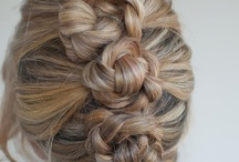 Hair Ideas / by Tammy Lanham Gibson
