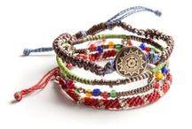 Bracelets / by Anne-Francesca Bossaert for StudioZomooi.nl