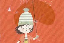 Illustration / by Anne-Francesca Bossaert for StudioZomooi.nl