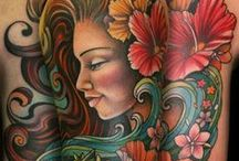 Tattoos and Piercings... :) / by Casey Chesnut