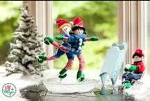 Elf Magic Winter Fun / Here are our picks for fun Winter activities for the whole family. / by Elf Magic