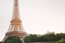 Places We Love: Paris / one of our favorite places to travel, Paris! / by PBteen