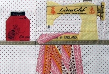 Needle and thread / by Brenda Lopez-Meza
