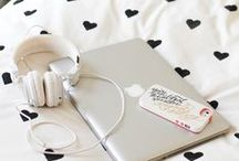 Pretty Print: Hearts ♥ / we love hearts all shapes and sizes / by PBteen