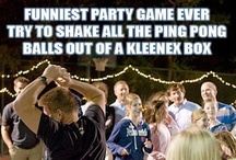 Party Ideas / by Mary-Kate Thomas