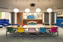 Sighted / Brilliantly curated spaces that just happen to have some of our designs. http://bit.ly/wySMyE / by Herman Miller, Inc.