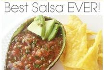 Food - Salsas, Sauces, Spreads & Dressings / by StoreSixty Six