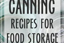 Food - Canning / by StoreSixty Six