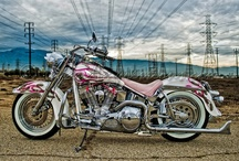 Motorcycles & Cars / by Crystal