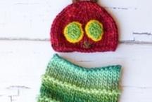 Loom knitting / Knitting / by Pamela Bogue